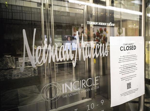 Neiman Marcus sous réorganisation judiciaire
