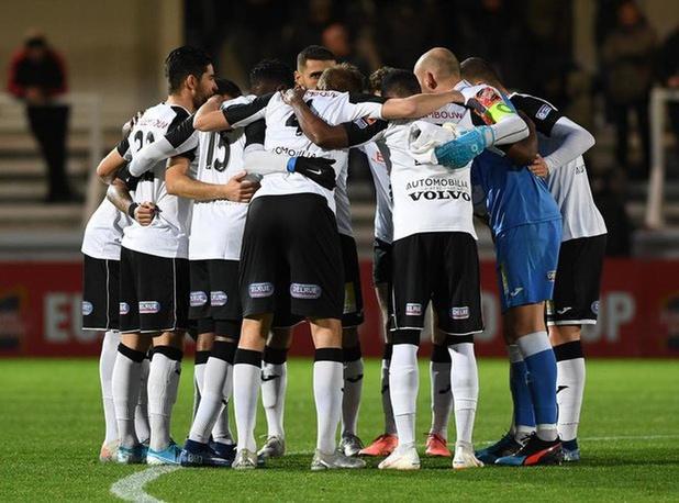"""Roeselare eist plek in 1B op: """"U23 van Club Brugge beschikt niet over licentie"""""""