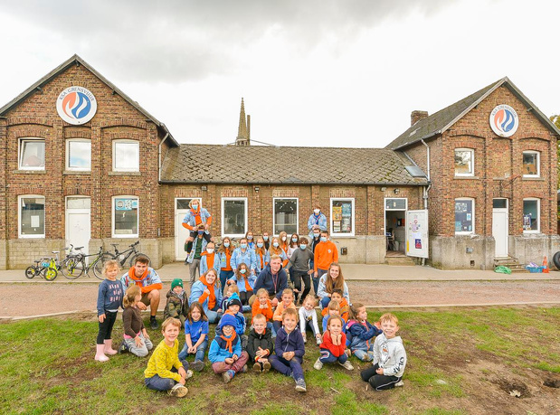 """Schepen noemt restauratie op jeugdsite d'Arke """"Processie van Echternach"""""""
