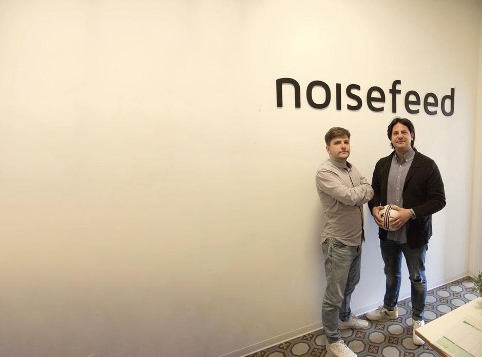 Wat is Noisefeed, de 'eerste en grootste database voor voetbalblessures'?