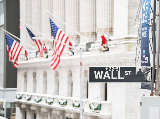 De Europese beurzen zijn de evenknie van Wall Street