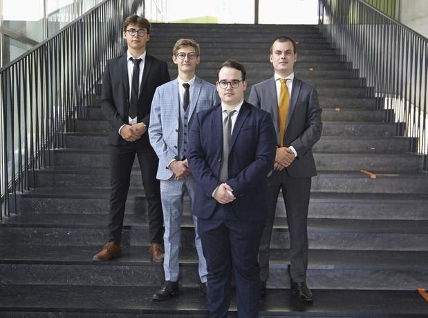 Gentse studentenclub VEK brengt jonge beleggers samen: 'In groep sta je meer stil bij alle facetten van beleggen'