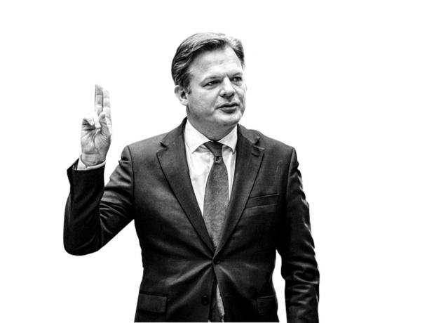 Pieter Omtzigt - Doet het CDA daveren