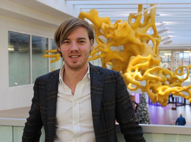 Matthijs Samyn wil kunstwerk in Roeselare als erkenning voor de zorgsector