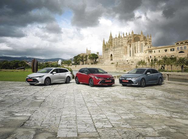 Toyota Corolla 2.0 Hybrid: la bonne réputation