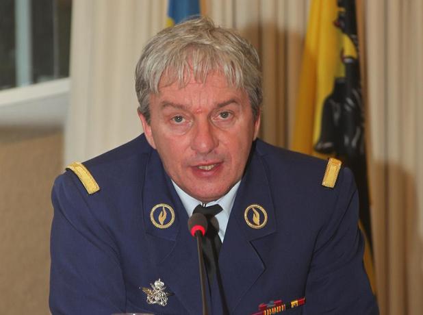 """Korpschef Nicholas Paelinck: """"Er is helemaal geen kliklijn aan de kust"""""""