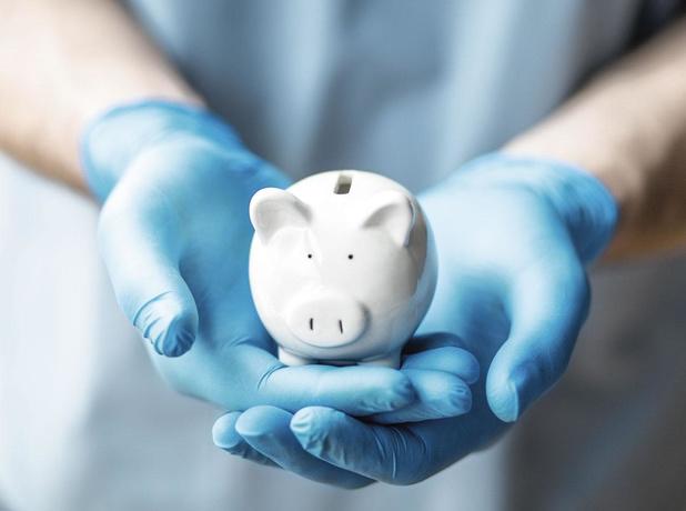 Schoktherapie voor de ziekenhuisfinanciering