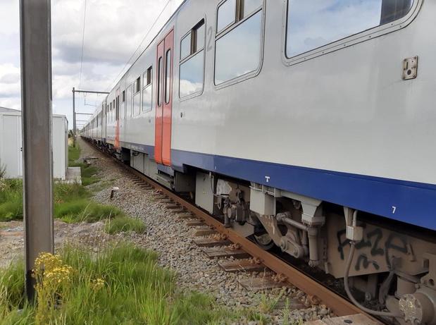 Treinverkeer hervat tussen Lichtervelde en Roeselare