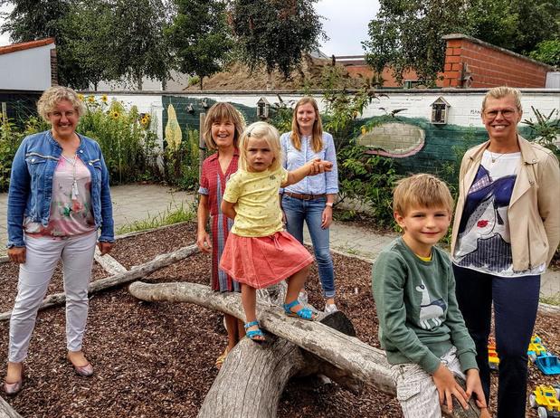Juf Tieneke bijna met pensioen, kleuterschool Engelhoek zeker nog niet