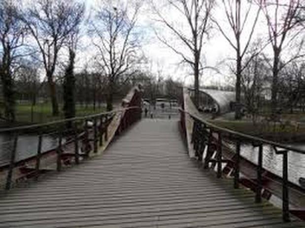IJsputbrug in Brugge wordt gerenoveerd