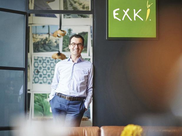 """Frédéric Rouvez (Exki): """"Nous serons dorénavant aussi une cantine virtuelle"""""""