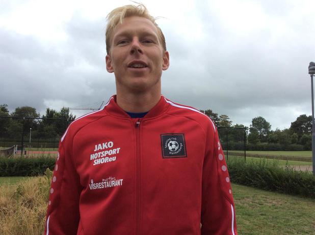 Brian Vandenbussche niet tussen de palen tegen FC Seraing