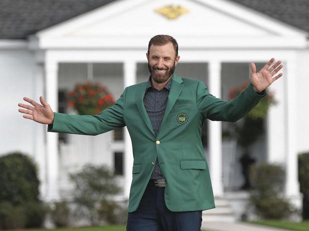 """Le mythe de la """"Green Jacket"""""""