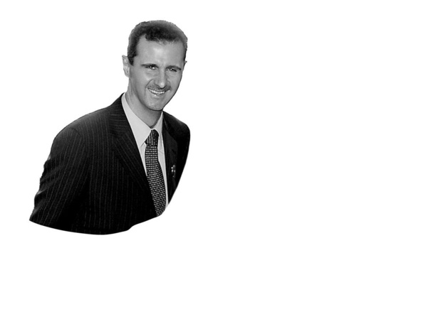 Bashar al-Assad - Stevig in het zadel