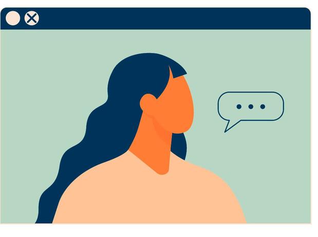 Leren doseren met videovergaderingen