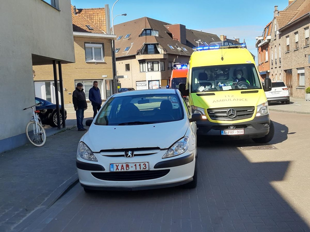 Twee ongevallen in Rumbeeksesteenweg zorgen voor verkeershinder