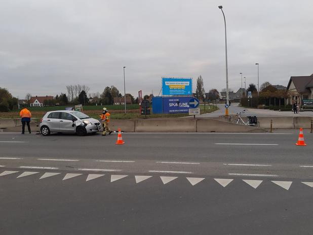 Weer fietser zwaargewond na ongeval op gevaarlijk kruispunt in Rumbeke