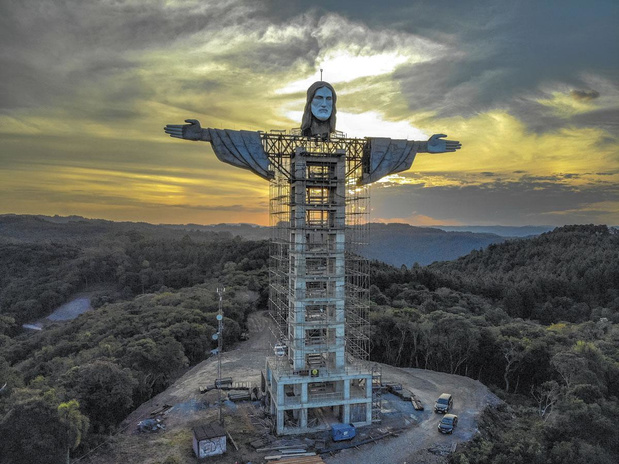 Christus in het land van Messias