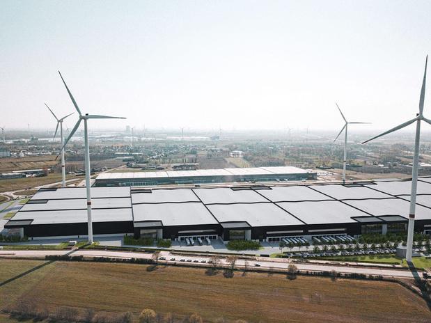 Heylen Warehouses bouwt logistieke campus in Gentse haven