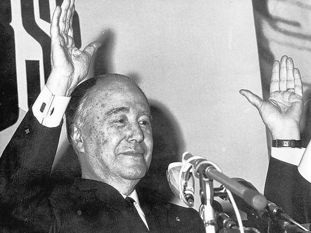 Le 1er mai 1969, l'appel de Léo Collard aux progressistes