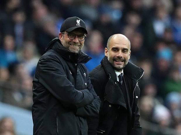 Hoe Jürgen Klopp en Pep Guardiola elkaar beïnvloeden