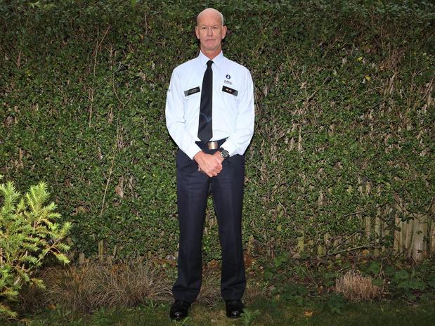 Politiecommissaris Dirk Calcoen (60) uit Koksijde met pensioen