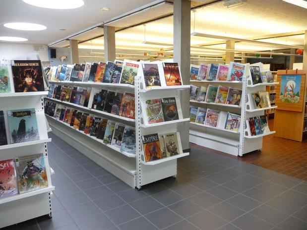 Knokke-Heist leent 20.000 boeken, cd's en dvd's uit tijdens coronacrisis