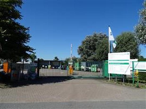 Ardooie opent containerpark onder strikte voorwaarden