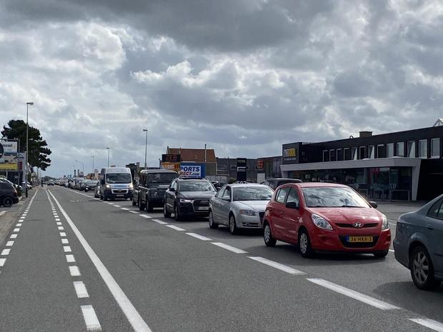 Stadsbestuur werkt aan structurele oplossing voor stijgend fileleed op Torhoutsesteenweg