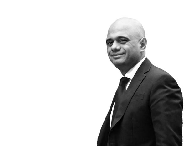 Sajid Javid - Britse ex-minister van Financiën