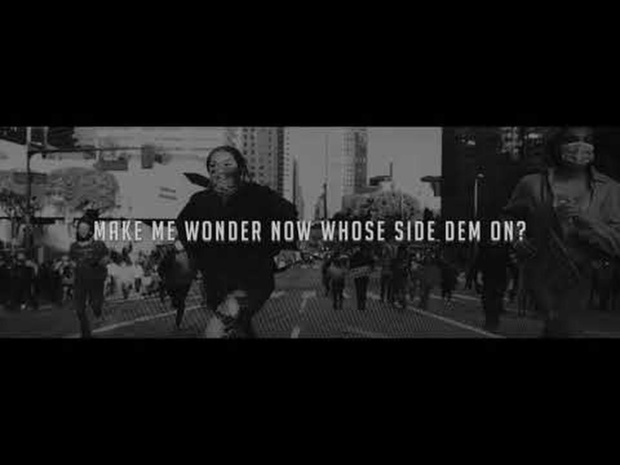ION ONE _ OZI ONE - POLICE BRUTALITY (2020 REMAKE - VIDEO)