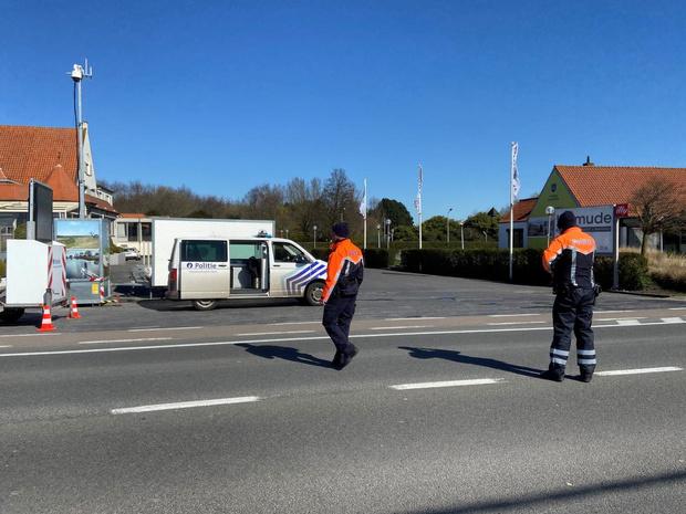 Politie Knokke-Heist overschrijdt grens van 800 coronaboetes