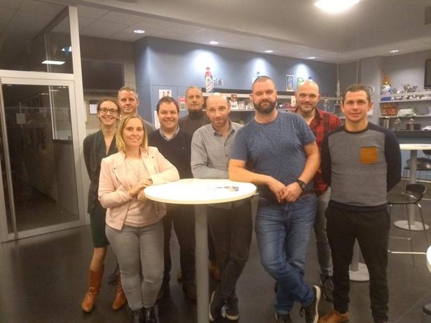 Jeugdwerking KVC Wingene heeft een nieuw bestuur