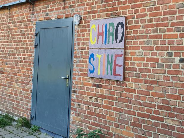 Corona treft leider van Chiro Stine Heule