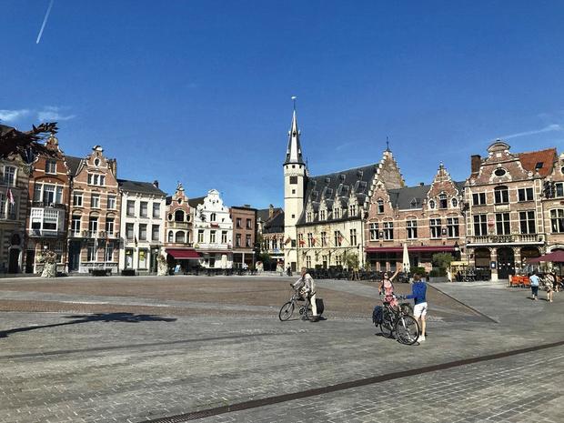 Tussen Dender en Schelde
