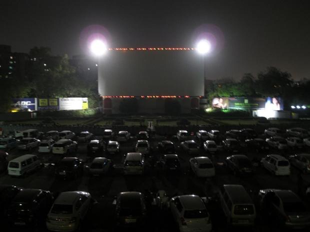 Geen drive-in cinema van Kinepolis, Kortrijk kiest voor lokaal initiatief
