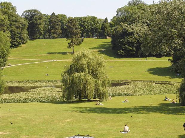Le parc de Woluwe, joyau parmi les joyaux