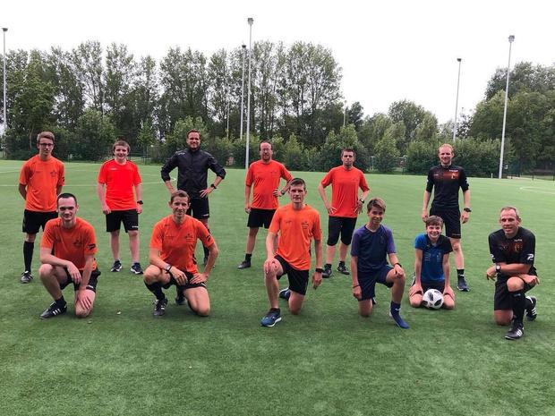 """Koninklijke Scheidsrechterskring voor Oostende en Omliggende: """"Zonder ref is er geen voetbal mogelijk"""""""