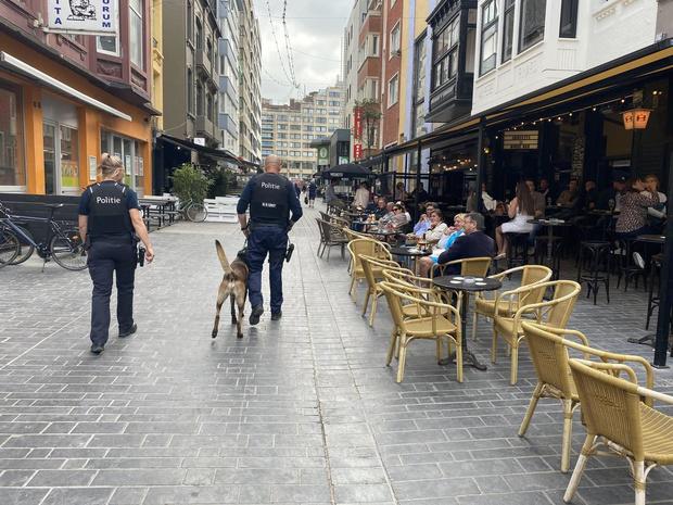 Oostende zet bewakingsagenten in uitgaansbuurt in