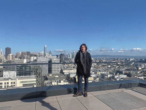 Flandrien pioniert in San Francisco