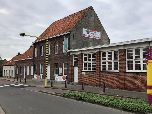 Alle kleuters van basisschool De Mozaïek in Hooglede nog zeker een week thuis