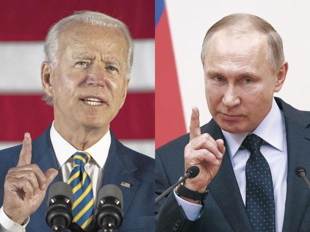 """Vladimir Poutine: """"J'ai grand espoir qu'il n'y ait plus de manoeuvres impulsives de la part du président américain en exercice"""""""