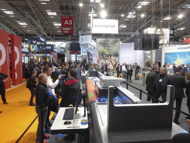 Fespa België: digitale print en visuele communicatie