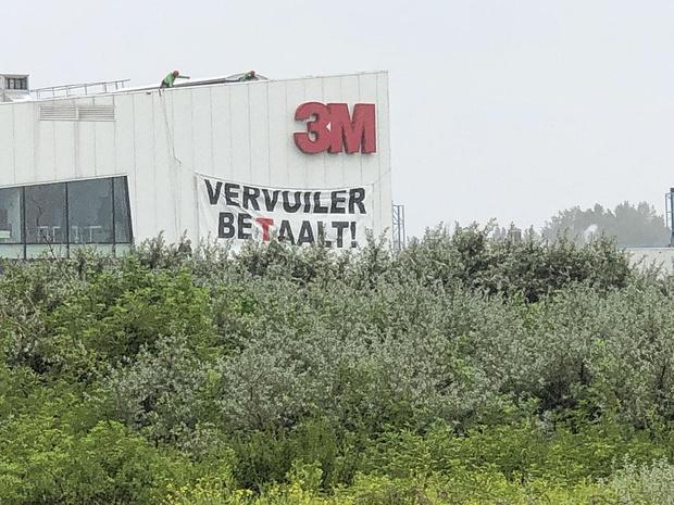 Pollution au PFOS à Zwijndrecht: pollueur payeur? Pas toujours!