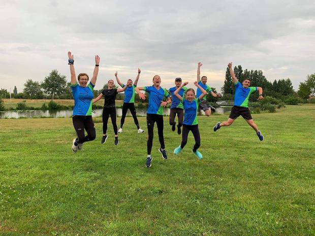 Wingens Running Crew #RC87 neemt deel aan virtuele loopwedstrijd 'One More Loop'