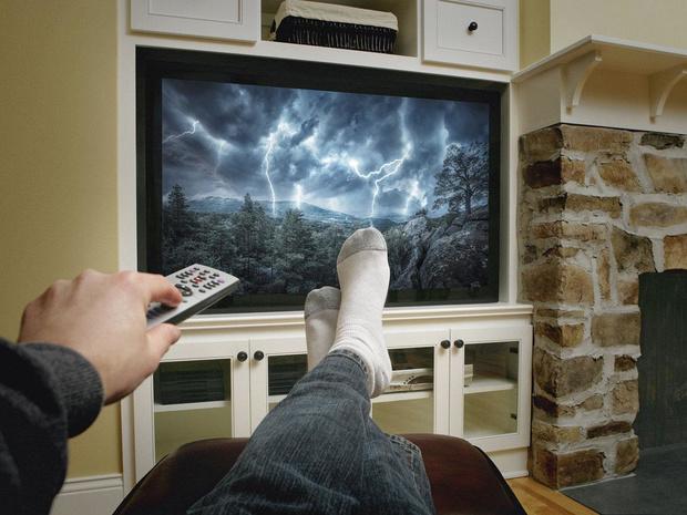 Sale temps pour la télé