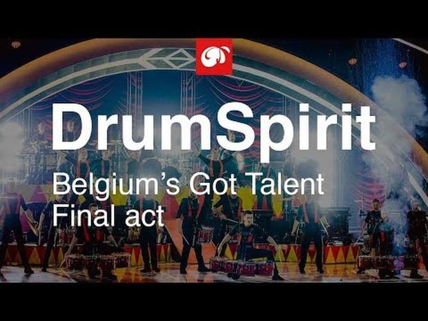 Belgium's Got Talent - DrumSpirit - Final
