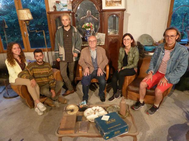 Familie Masson start grensoverschrijdend ecosociaal project L'île de Bambecque