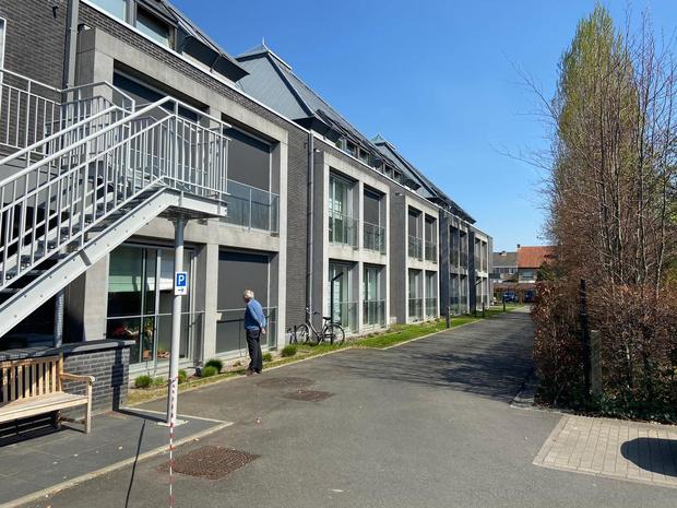 Westervier versoepelt bezoekregeling en maakt troostplek in tuin woon-zorgcentrum