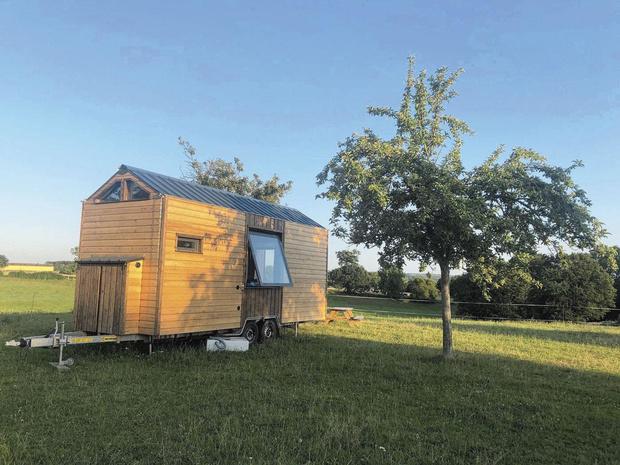 Retour à la terre: ma petite cabane solidaire